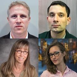 Joshua Schneyer, Michael Pell, Andrea Januta, Deborah Nelson